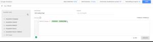 write formula for data studio custom field